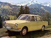 BMW 700 1959-1965
