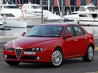 Alfa Romeo 159 2005-2011