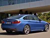 BMW Serie 4 Gran Coupe depuis 2014