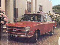 BMW 1800SA-2000SA 1968-1975