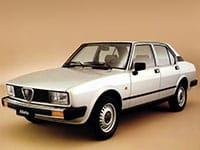 Alfa Romeo Alfetta 1977-1984