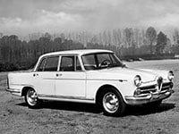 Alfa Romeo 2000-2600 1957-1969
