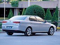 Alfa Romeo 166 1998-2007