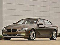 BMW Serie 6 Gran Coupe depuis 2012