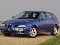 Alfa Romeo 156 Sport-Wagon/Crosswagon 2000-2007