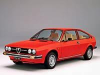 Alfa Romeo Alfasud Sprint 1976-1989