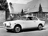 Alfa Romeo Giulietta-Giulia Sprint 1954-1965