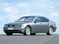 BMW Série 7 E65 2001-2008