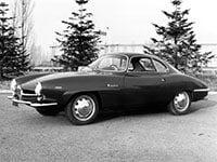 Alfa Romeo Giulietta-Giulia Sprint Speciale 1957-1965
