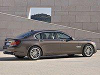 BMW Série 7 F02 2008-2015