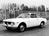 Alfa Romeo Giulia Sprint 1963-1976