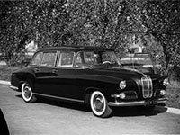 BMW 505 1955