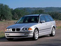 BMW Série 3 Touring E46 1999-2006