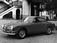 Alfa Romeo 1900 Sprint 1951-1958