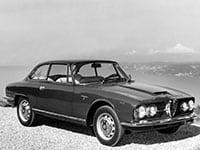 Alfa Romeo 2000-2600 Sprint 1960-1966