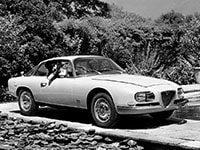 Alfa Romeo 2600 SZ 1965-1967