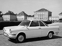BMW 700 Coupe 1959-1964