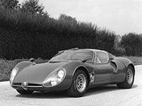 Alfa Romeo 33 Stradale 1967-1969