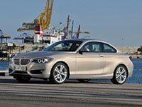 BMW Série 2 Coupe F22 depuis 2013