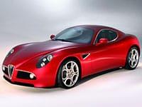 Alfa Romeo 8C 2006-2008