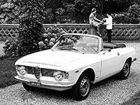 Alfa Romeo Giulia GTC 1964-1966