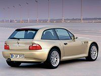 BMW Z3 Coupe 1998-2002