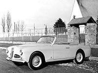 Alfa Romeo 1900 Sprint 1951-1954