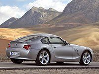 BMW Z4 Coupe E85 2006-2009
