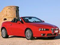 Alfa Romeo Spider 2006-2010