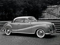 BMW 501-502 Coupe 1954-1958