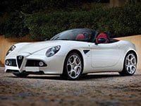Alfa Romeo 8C Spider 2008-2011