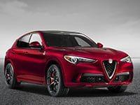 Alfa Romeo Stelvio depuis 2016