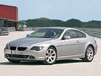 BMW Série 6 E63 2003-2010