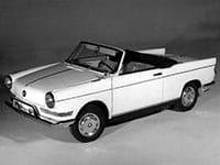 BMW 700 Cabriolet 1961-1964