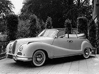 BMW 501 Cabriolet 1954-1955
