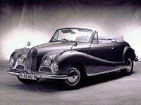 BMW 501-502 Cabriolet 1954-1958