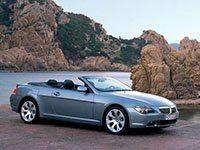 BMW Série 6 Cabriolet E64 2004-2010