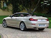 BMW Série 6 Cabriolet F12 depuis 2011