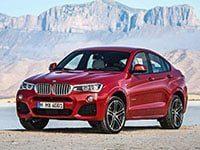 BMW X4 F26 depuis 2014