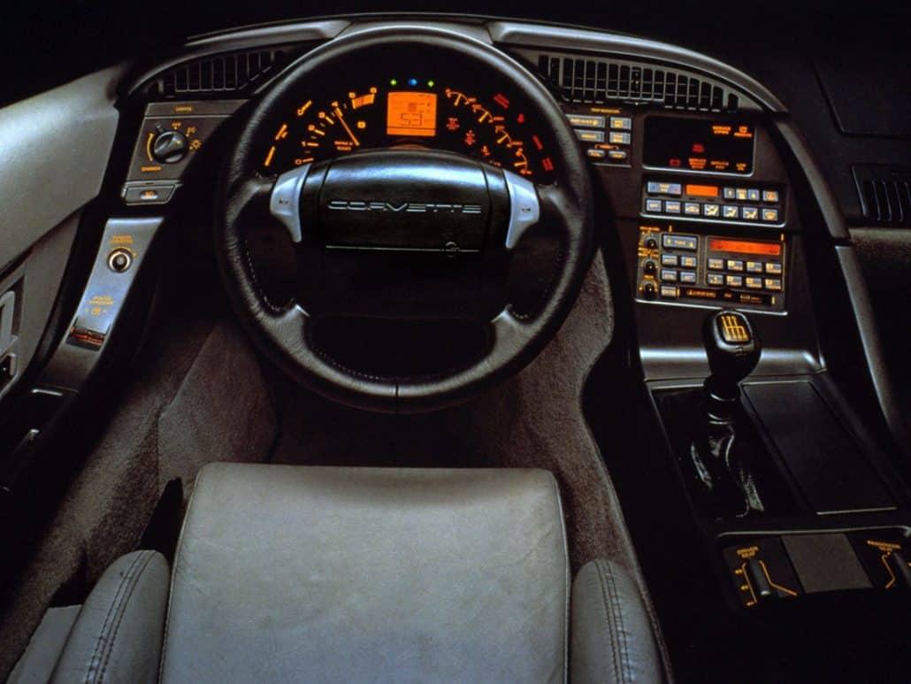 National Corvette Museum >> la marque américaine Chevrolet Corvettte C4   Auto Forever