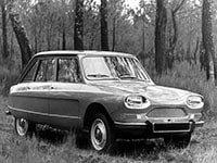 Ami 8 1969-1978