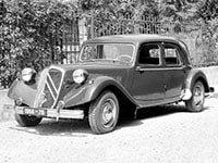 Traction Avant 1934-1957