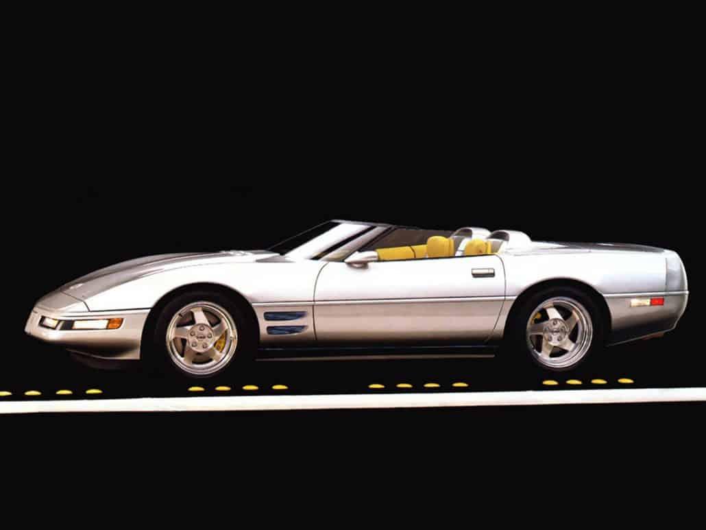 Chevrolet Corvette C4 Convertible Auto Forever
