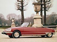 DS cabriolet 1961-1971