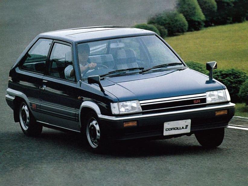 Toyota Corolla II 1982-1986