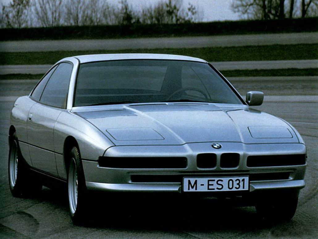 Bmw S 233 Rie 8 E31 Histoire Et Fiche Technique Auto Forever