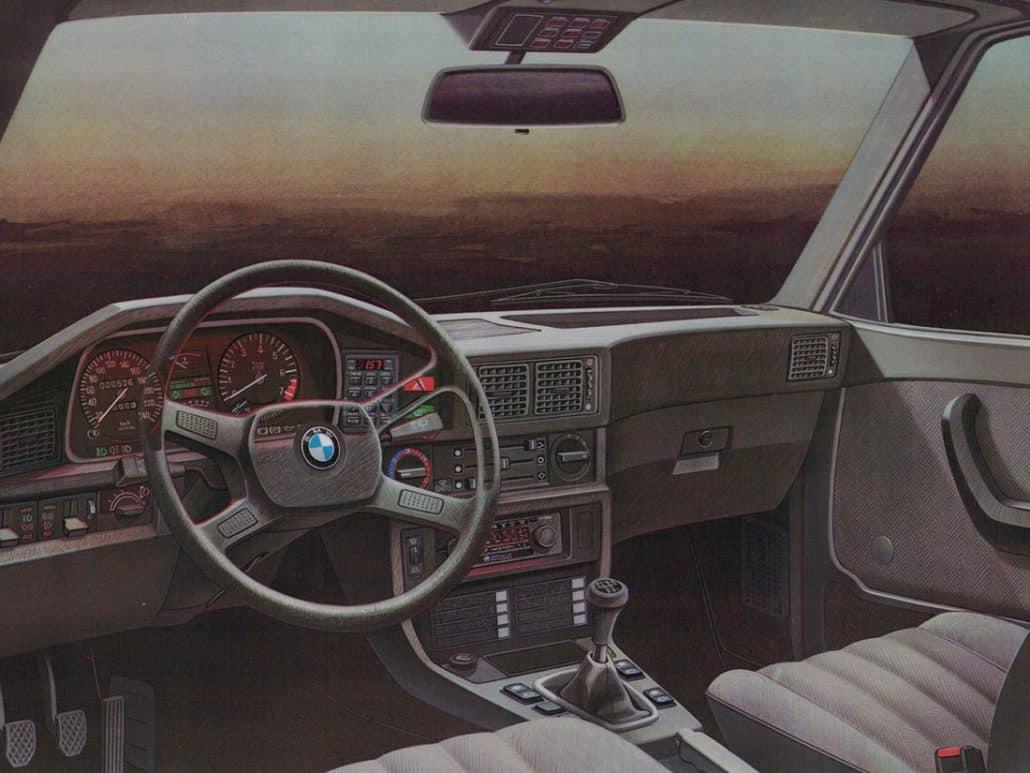 BMW Série 5 E28, histoire et fiche technique | Auto Forever