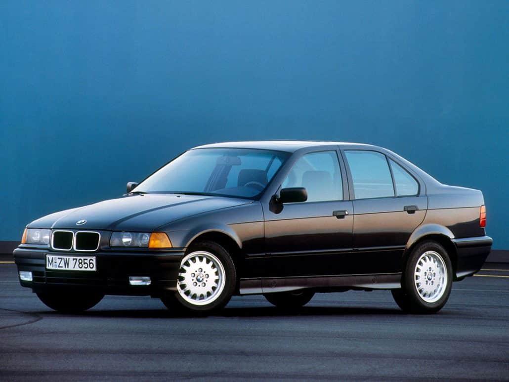 BMW E36, histoire et fiche technique | Auto Forever