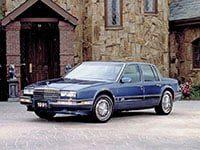 Cadillac Seville 1985-1991