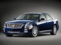 Cadillac STS SLS 2004-2013